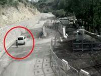 Polis Noktasına Saldıran Terörist Böyle Öldürüldü!