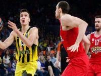 Fenerbahçe - Olympiakos Maçı Geniş Özeti ve Maç Sonucu
