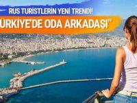 Rus Turistlerin Yeni Trendi: 'Türkiye'de oda arkadaşı arıyorum'