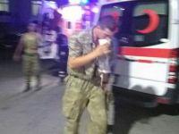 200 Asker Hastaneye Kaldırıldı