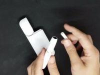 Dumansız Sigarada Geri Adım