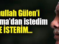 Cumhurbaşkanı R.Tayyip Erdoğan Gülen'i Obama'dan İsteyecek Mi?