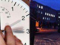 Kış saati uygulaması yeniden başlıyor: Saatler ne zaman geri alınacak?