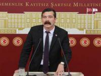 """TİP Genel Başkanı Erkan Baş: """"İşçiyi domatese, patatese karşı koruyun"""""""