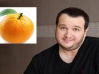 Şahan Gökbakar'dan dikkat çeken 'portakal' paylaşımı