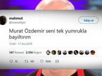 Murat Özdemir Hakkında Sosyal Medyadan Gelen Tepkiler