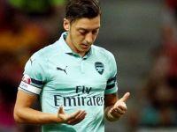 İngilizler duyurdu… Arsenal'den flaş Mesut Özil kararı!