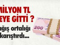 Sır Gibi Olay: 10 Milyon TL'lik Bağış Nereye Gitti?
