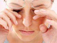 Göz sağlığınız için çok önemli egzersizler