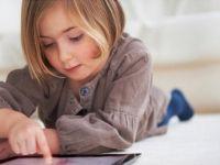 Tablet çocuğun düşmanı değil