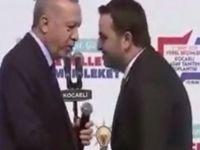 Erdoğan'dan başkan adayına 'bıyık' sorgusu