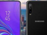 Samsung kamerayı ekrana gömdü: İşte karşınızda Galaxy A60