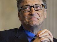 Milyarder Bill Gates, hamburger kuyruğunda görüldü