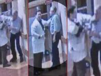 ABD'de bir hastahanede doktor refakatçiye şiddet uyguladı