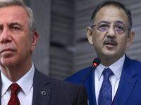 """""""Özhaseki'ye de Söyledim, Son Ankette Mansur Yavaş 5-6 Puan Önde"""""""