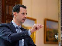 Esad: Kimyasal saldırı raporu sahteydi, terör eken Avrupa sığınmacı krizi biçti