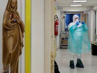 İtalya'da son 24 saatte 812 kişi koronavirüsten yaşamını yitirdi: Vaka sayısı 100 bini aştı
