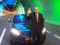 Sayıştay raporu ortaya çıkardı; Ovit Tüneli'nde 19 bin 500 liralık iş için Cengiz İnşaat'a 17 milyon ödenmiş