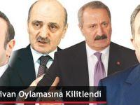 (Ankara) Yüce Divan Oylamasına Kilitlendi