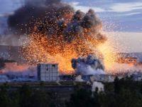Kilis Sınırına Yakın Bölgede IŞİD İntihar Saldırısı !