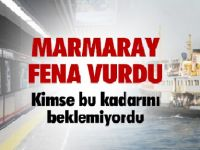 Marmaray Nedeniyle Yaşanan Zarar Dudak Uçuklattı!