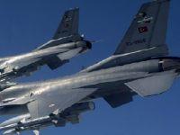İki Savaş Uçağı Düştü 4 Pilot Şehit!