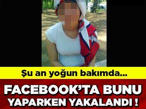 Facebook'ta Chat Yaparken Yakalandı Sonucu Ağır Oldu