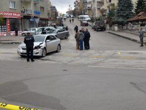 Ankara'da Güpegündüz Soygun