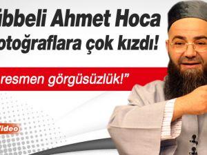 Cübbeli Ahmet Hoca'nın Kızdığı Fotoğraf Olayı