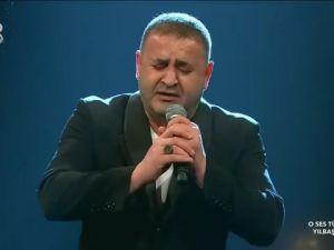 Şafak Sezer O Ses Türkiye Yılbaşı Özel Performansı (Uzun Hava)