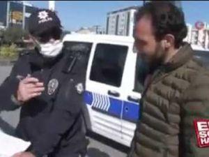 """""""Türkçe bilmiyorum"""" numarası yapan Suriyeli, 3 bin 150 TL cezayı duyunca konuşmaya başladı"""