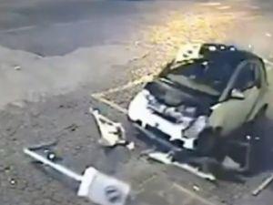 Telefon Hırsızını Arabayla Ezip Öldürdü