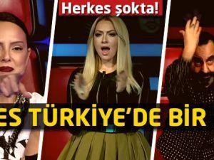 O Ses Türkiye'de Bu Ses Haftaya Damgasını Vuracak Jüri Şapka Çıkarttı