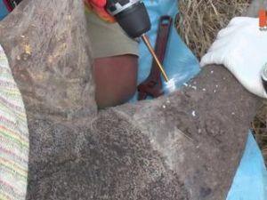 Afrikada Gergedan Boynuzu Hırsızlığına Karşı Çip